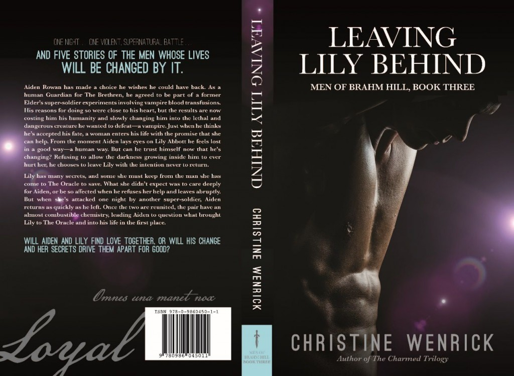 Leaving Lily Behind - Full cover